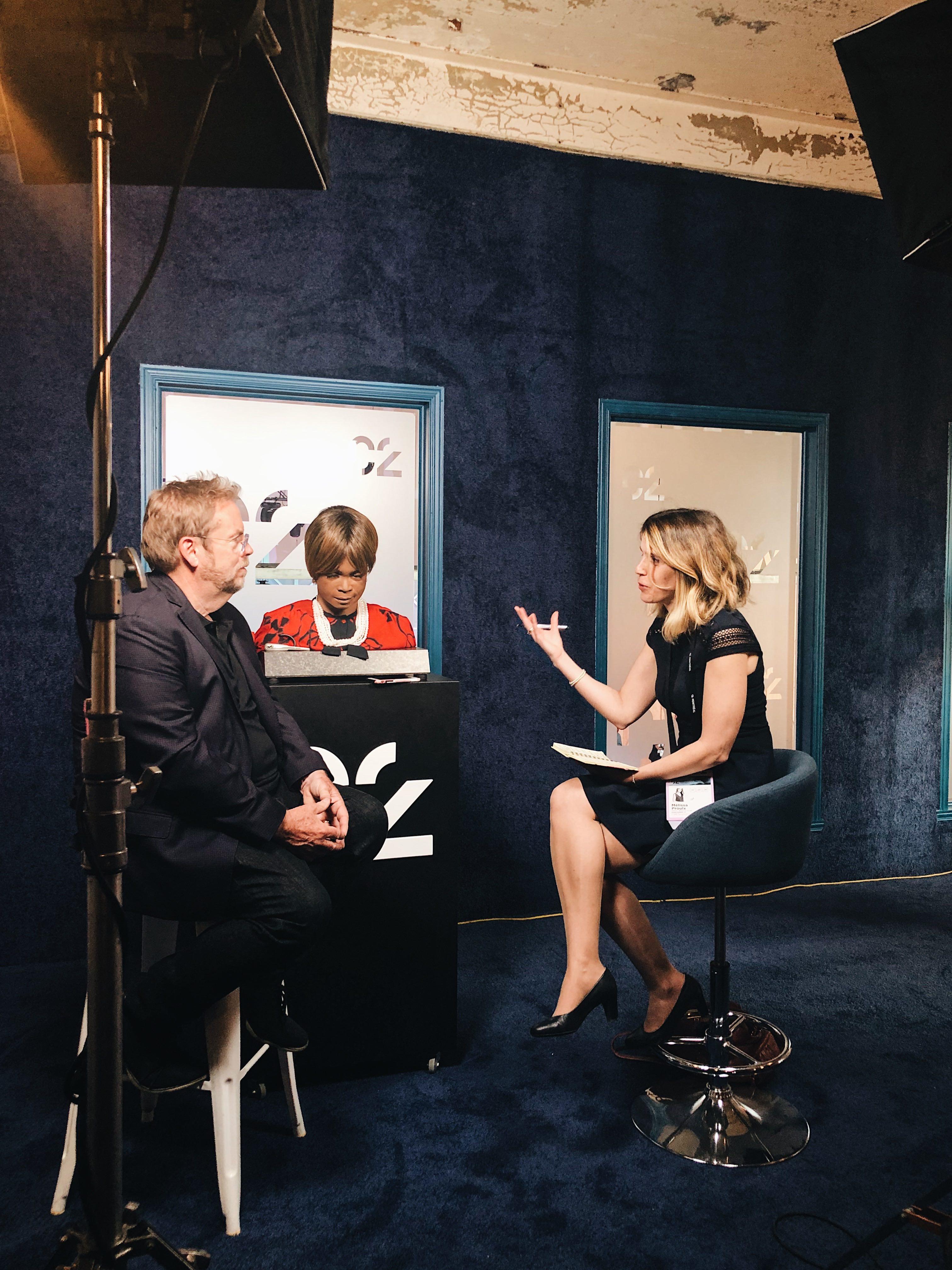 Daniele Henkel Interviews Bina48